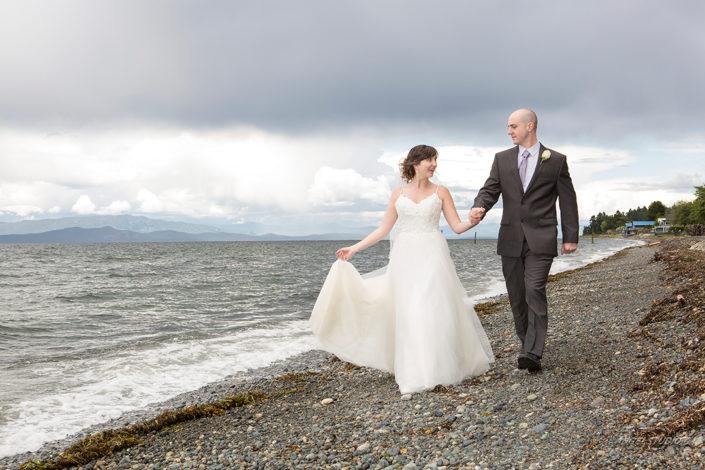 wedding photography, bride and groom, duet series, environbmental portrait