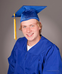 graduation 2013 headshot