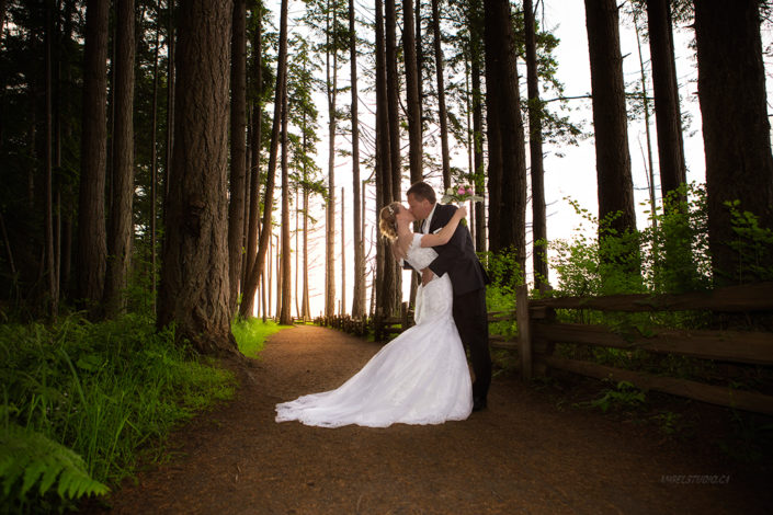 wedding picture, forest wedding, romantic wedding